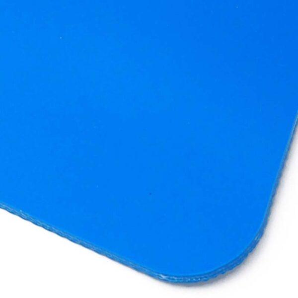 Conveyor Belt PVC 2T12 BLUE V5V10 - Ricambio Nastro Trasportatore