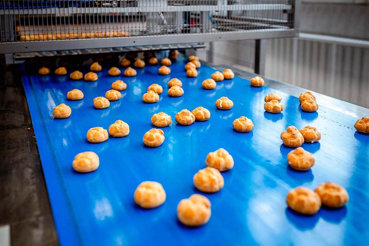 Nastri trasportatori Pane e Prodotti da forno - Ricambio Nastro Trasportatore